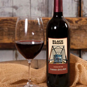 farmers ditch red blend wine