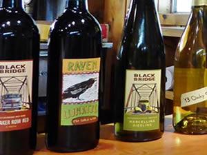 Black Bridge Winery - Orchard Valley Farms & Black Bridge Winery